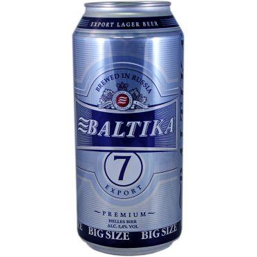 Canette Baltika Premium 100cl