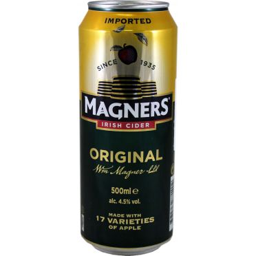Canette Magner Irish Cider 50cl