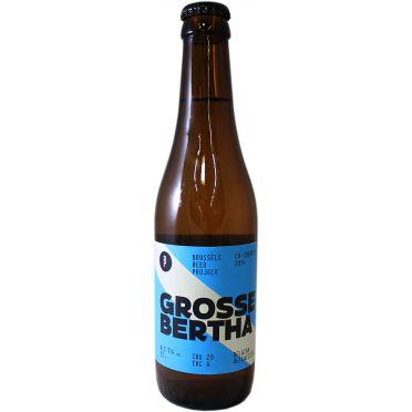 Brussels Beer Project - Grosse Bertha 33cl