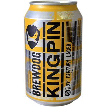 canette Brewdog kingpin