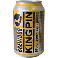 Canette Brewdog Kingpin 33cl