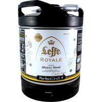 Fût bière Perfectdraft 6L Leffe Royale Mount Hood