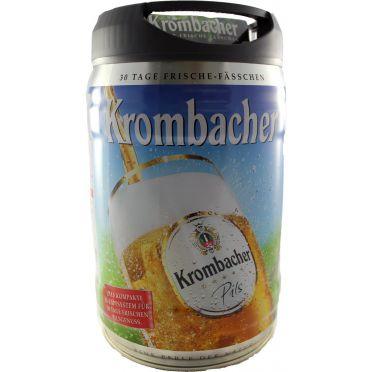 Fût 5L Krombacher Beertender