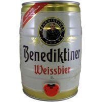 Fût 5L Benediktiner Weissbier