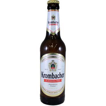 Krombacher sans alcool 33cl