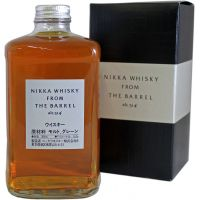 Nikka Whisky - From The Barrel 51,4° 50cl