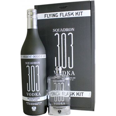 Coffret Vodka squadron 303 - Flying Flash Kit
