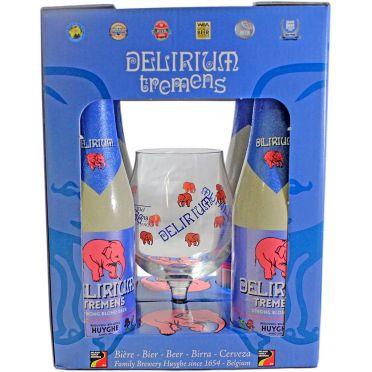 Coffret delirium 4 33cl