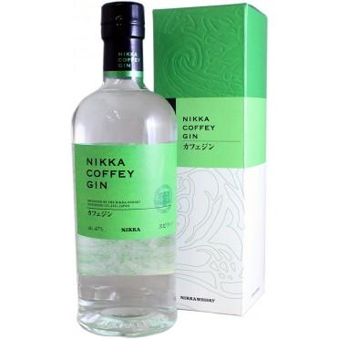 Whisky Japonais Nikka coffey gin