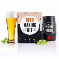 Kit de brassage Brewbarrel - Bière Blanche
