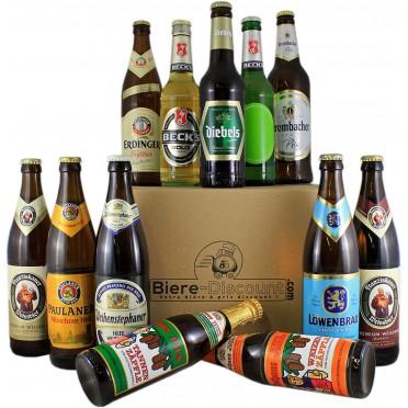Pack 12 bières Sans Alcool