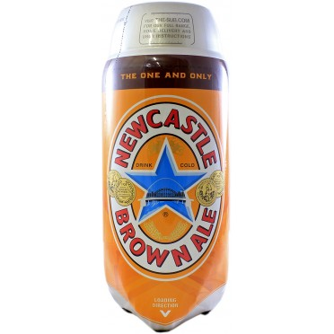 Fût 2L The Torp Newcastle Brown Ale