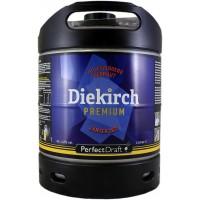 Fût bière Perfectdraft 6L Diekirch Premium