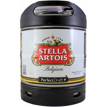 Fût 6L Stella Artois Perfectdraft