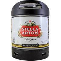 Fût bière Perfectdraft 6L Stella Artois