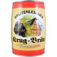 Fût 5L Krug Bräu Lager