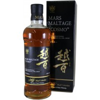 """Mars Maltage """"Cosmo"""" Whisky Japonais 43° 70cl"""