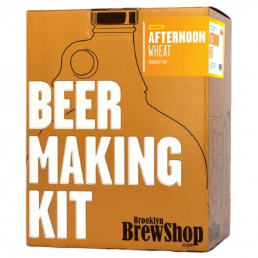 Kit de brassage Brooklyn Brewshop - Afternoon Wheat