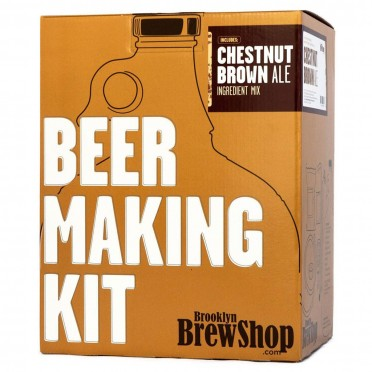 Kit de brassage Brooklyn Brewshop - Chestnut Brown Ale