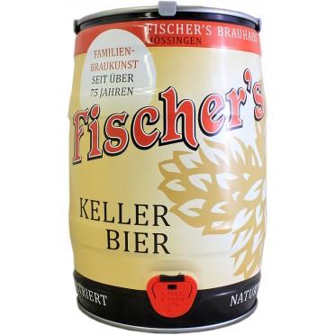 Fût 5L Fischer's Kellerbier