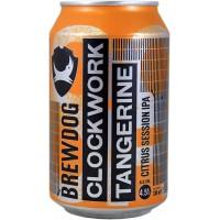 Canette Brewdog Clockwork Tangerine 33cl