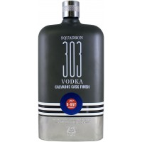 Vodka squadron 303 Calvados Cask Finish 70cl