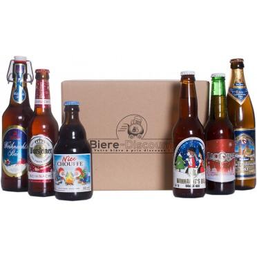 Pack Bières de Noël - 6 bouteilles