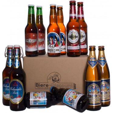 Pack Bières de Noël - 12 bouteilles
