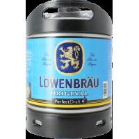 Fût bière Perfectdraft 6L Löwenbräu