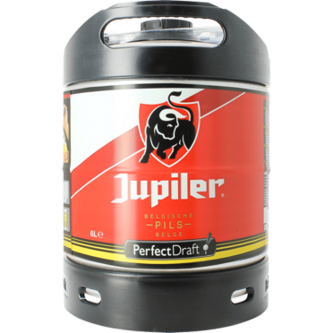 Fût 6L JupilerPerfectdraft