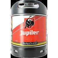 Fût bière Perfectdraft 6L Jupiler
