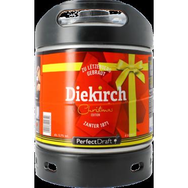 Fût 6L Diekirch De Noël Perfectdraft