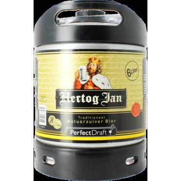 Fût 6L Hertog Jan Perfectdraft