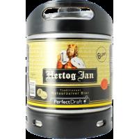 Fût bière Perfectdraft 6L Hertog Jan