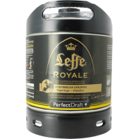 Fût bière Perfectdraft 6L Leffe Royale