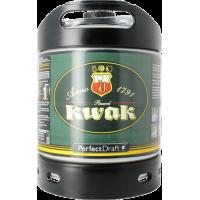 Fût bière Perfectdraft 6L Kwak