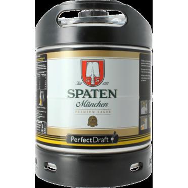 Fût bière Perfectdraft 6L Spaten
