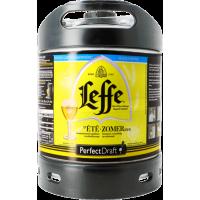 Fut bière Perfectdraft 6L Leffe D'Été