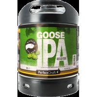 Fût bière Perfectdraft 6L Goose Island Goose IPA