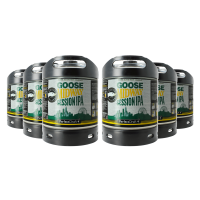 Pack 6 fûts Perfectdraft Goose Midway Session IPA