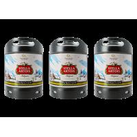 Pack 3 fûts Perfectdraft Stella Artois Holidays