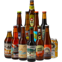 Assortiment 12 bières exclusives
