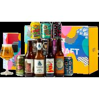Coffret Dégustation Bière Craft