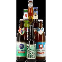 Assortiment 6 bières sans alcool