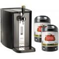 Pack Tireuse Perfectdraft + 2 fûts Stella Artois 0