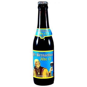 St.Bernadus abt12 33cl