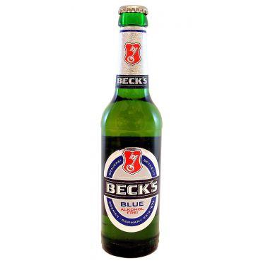 Beck's Blue sans alcool 33cl