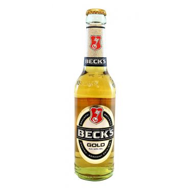 Beck's gold 33cl