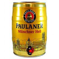 Fût 5L Paulaner Munchner Hell