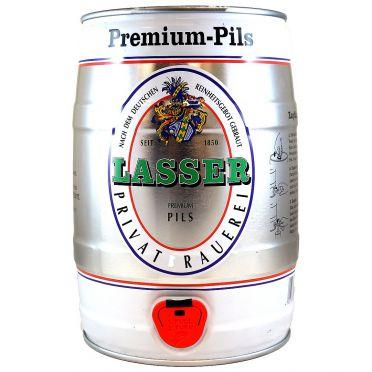 Fût 5L Lasser Premium Pils